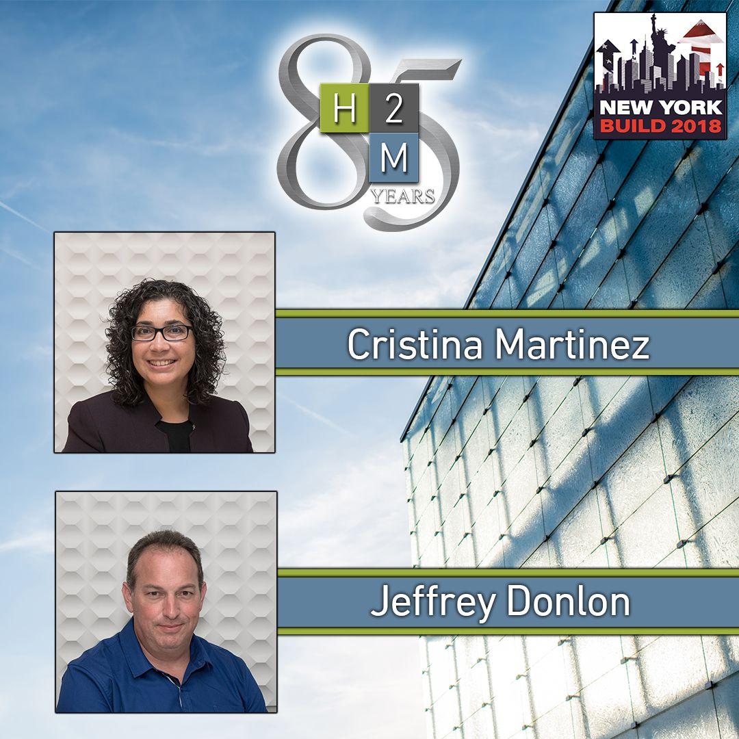 H2M's Director Of Business Development, Cristina Martinez
