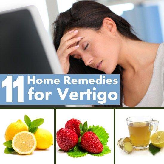 11 Home Remedies For Vertigo Home Remedies For Vertigo Vertigo