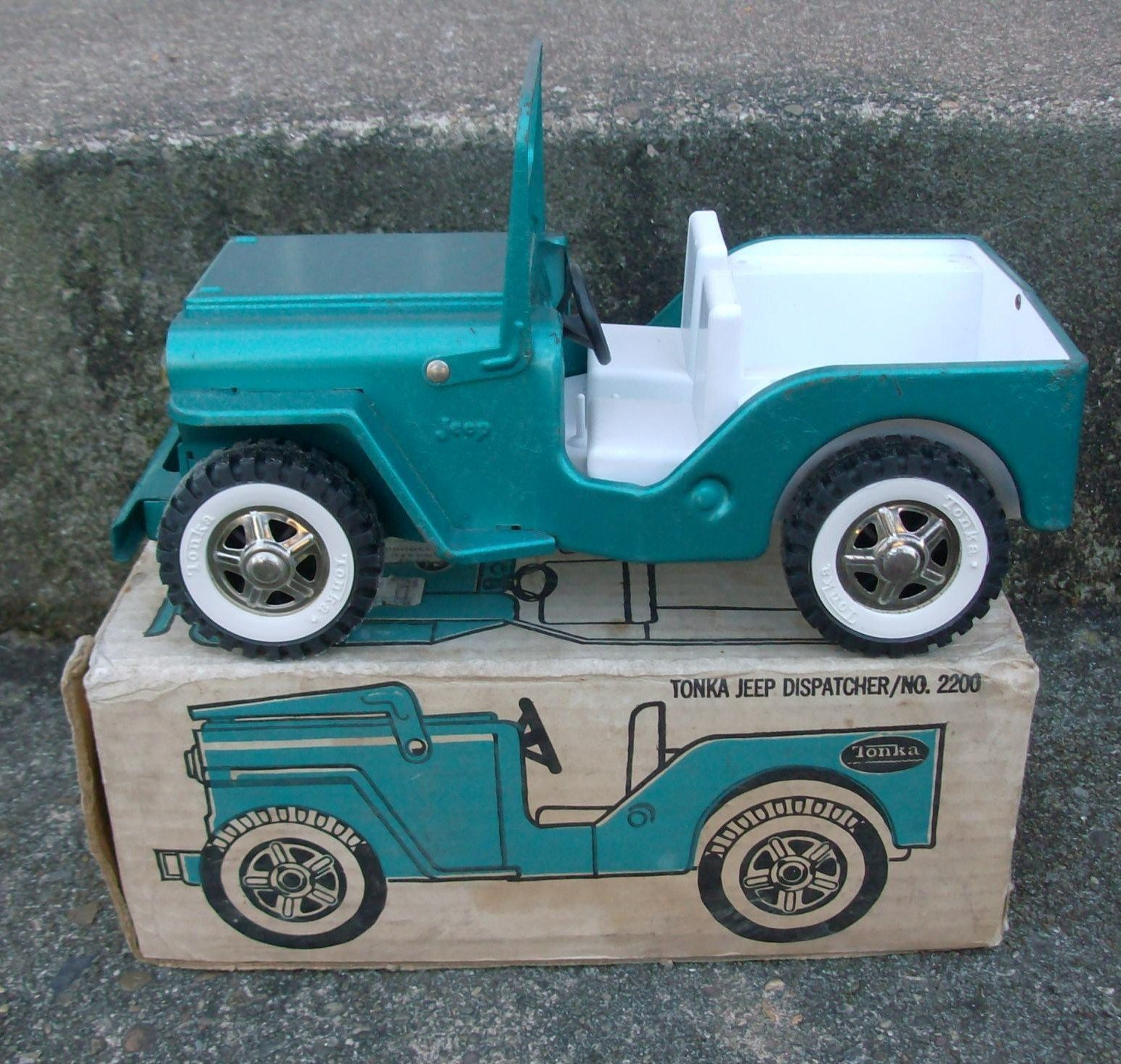 Turquoise Tonka Jeep My True Addiction Tonka Toys Jeep