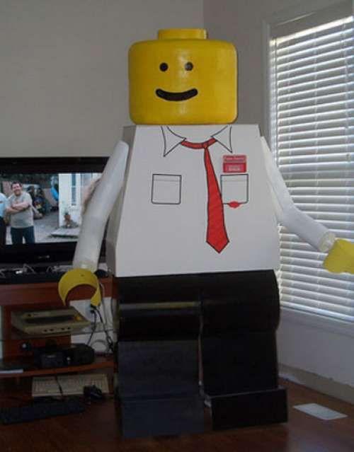 quality Lego man