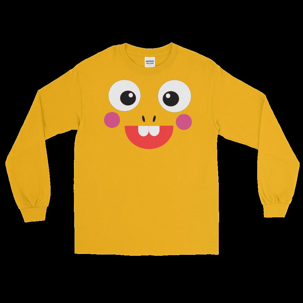533d4682 Long Sleeved VIPKID Dino Face Shirt   VIPKID   Shirts, Vip kid, Long ...