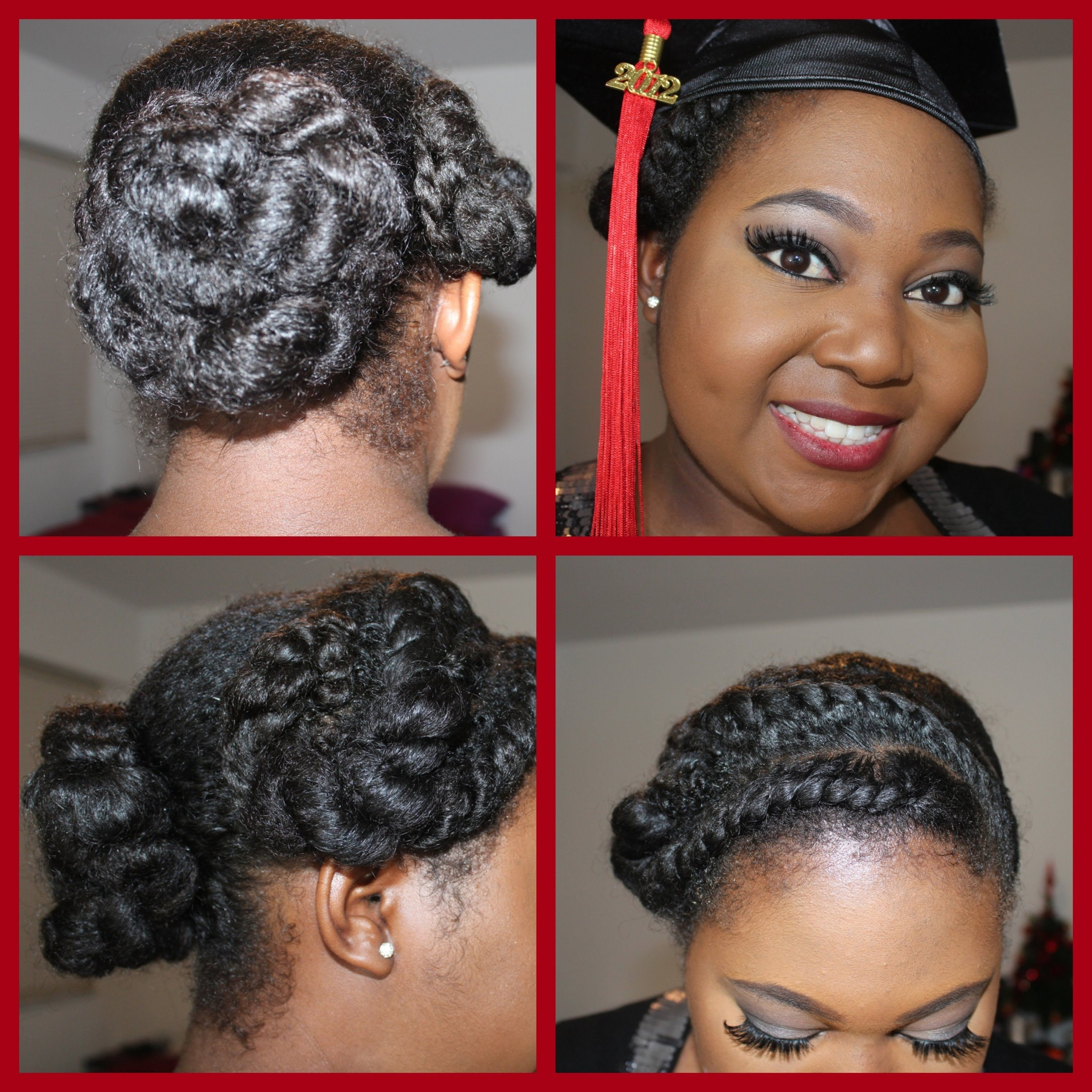 Awesome 1000 Images About Graduation On Pinterest Styles For Natural Short Hairstyles For Black Women Fulllsitofus