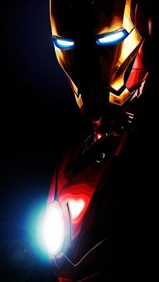 Iron Man   The IPhone Wallpapers