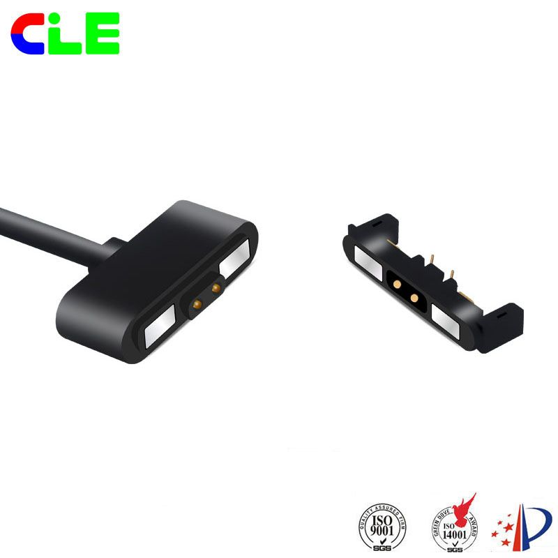 Cm Bp24111 Magnetic Laptop Charger Cable Connector With 2 Pin