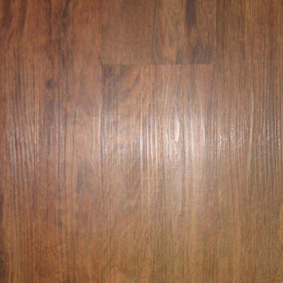 Shop Style Selections 6 in W x 48 in L Cherry Luxury Vinyl Plank at     Style Selections W x L Cherry Cherry Peel And Stick Luxury Vinyl Plank   Lowes