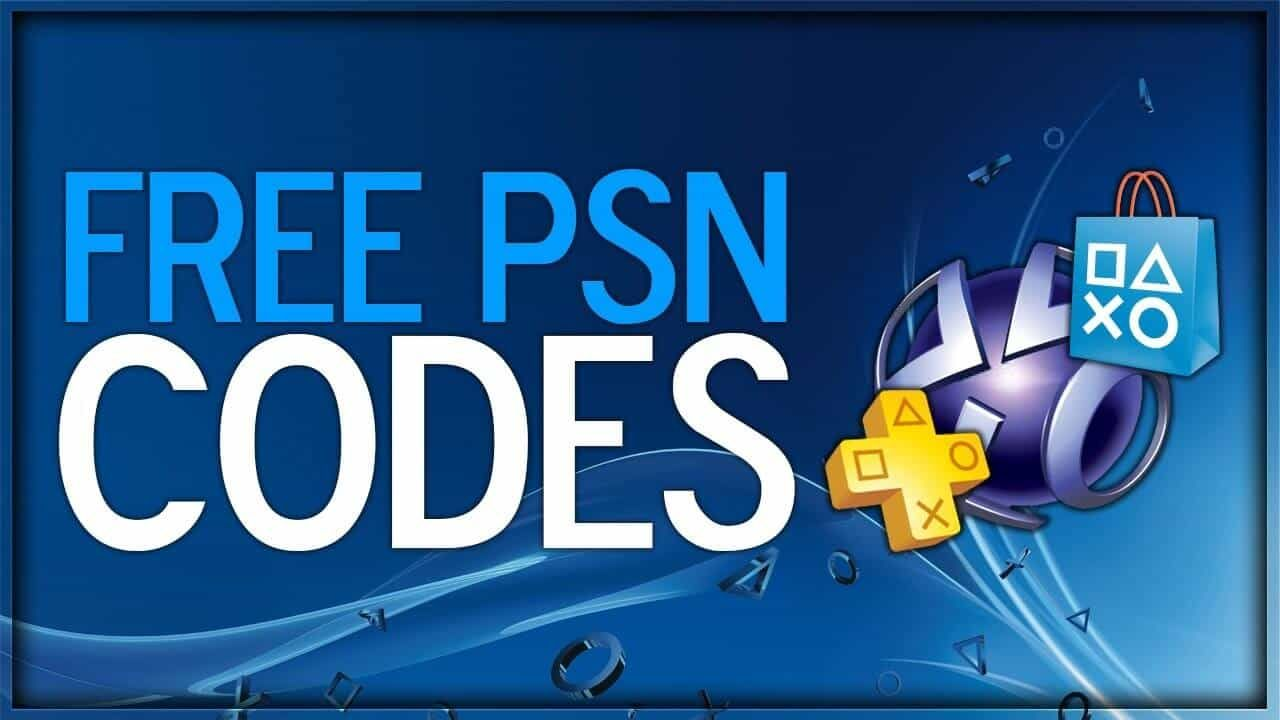 Free PSN codes are here for the masses! Try our one of a