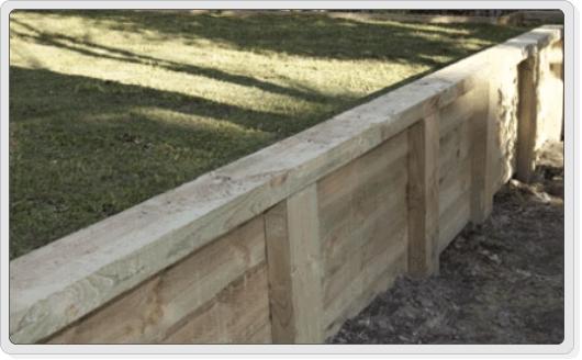 Timber Retaining Wall Construction Company Auckland Landscaping Retaining Walls Wooden Retaining Wall Wood Retaining Wall