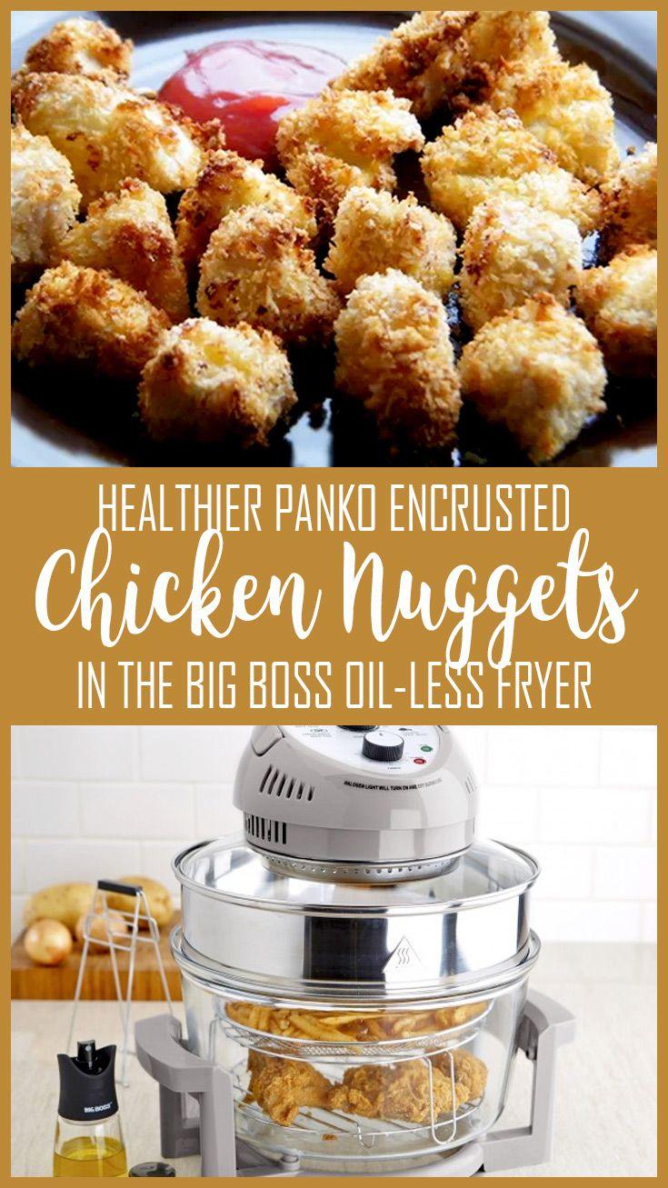 Healthier chicken nuggets recipe healthy chicken nuggets