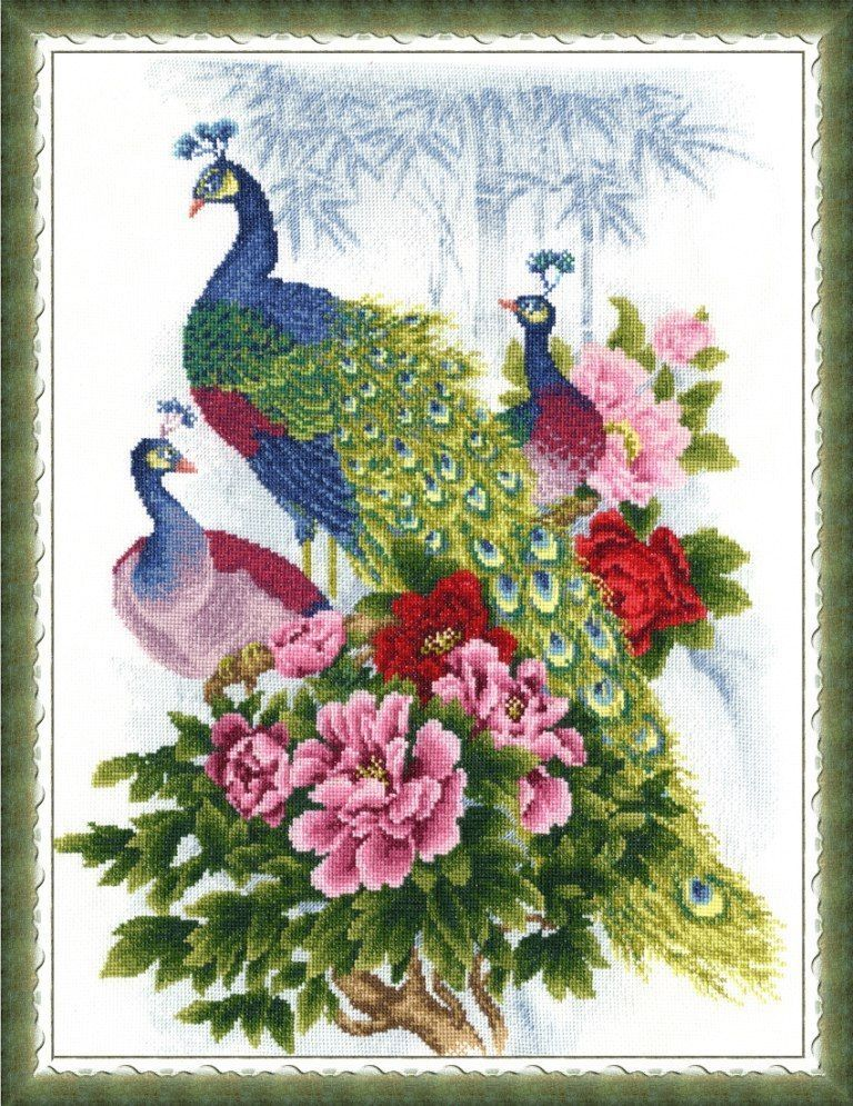 DISTANT SHORES Counted Cross Stitch Kit GOLDEN FLEECE
