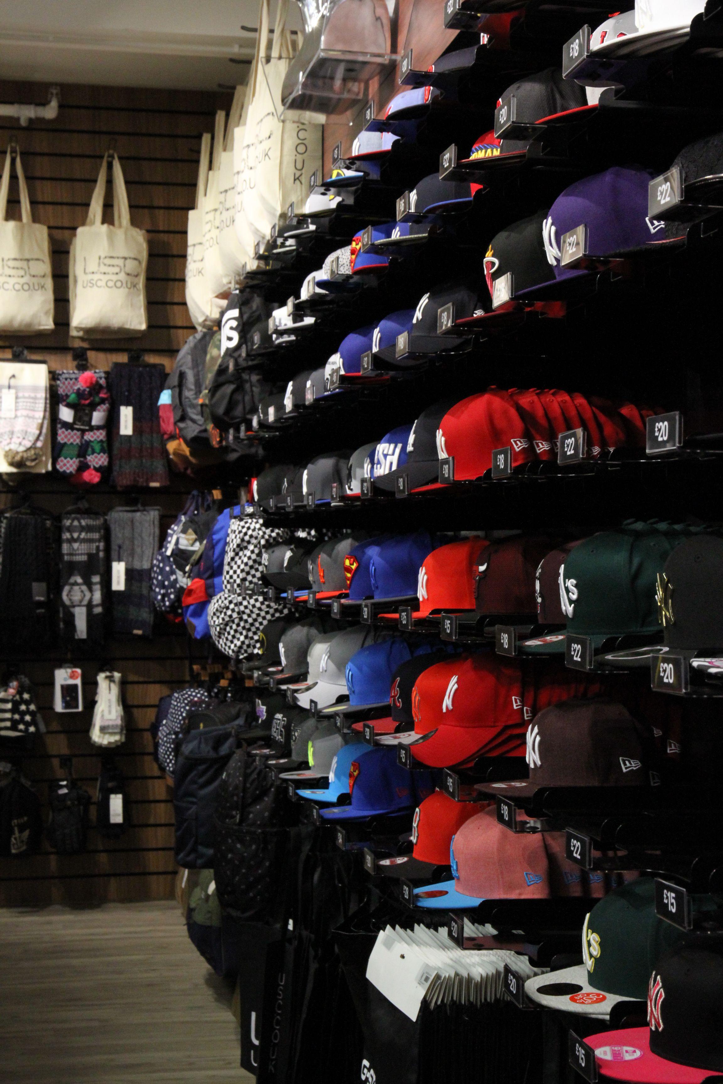 Uscfashion Uscargylestreet Visual Merchandising Fashion Caps Hats Snapbacks