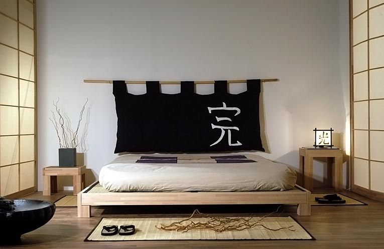 Letto toky   toki bett letto toki in stile giapponese, legno di ...