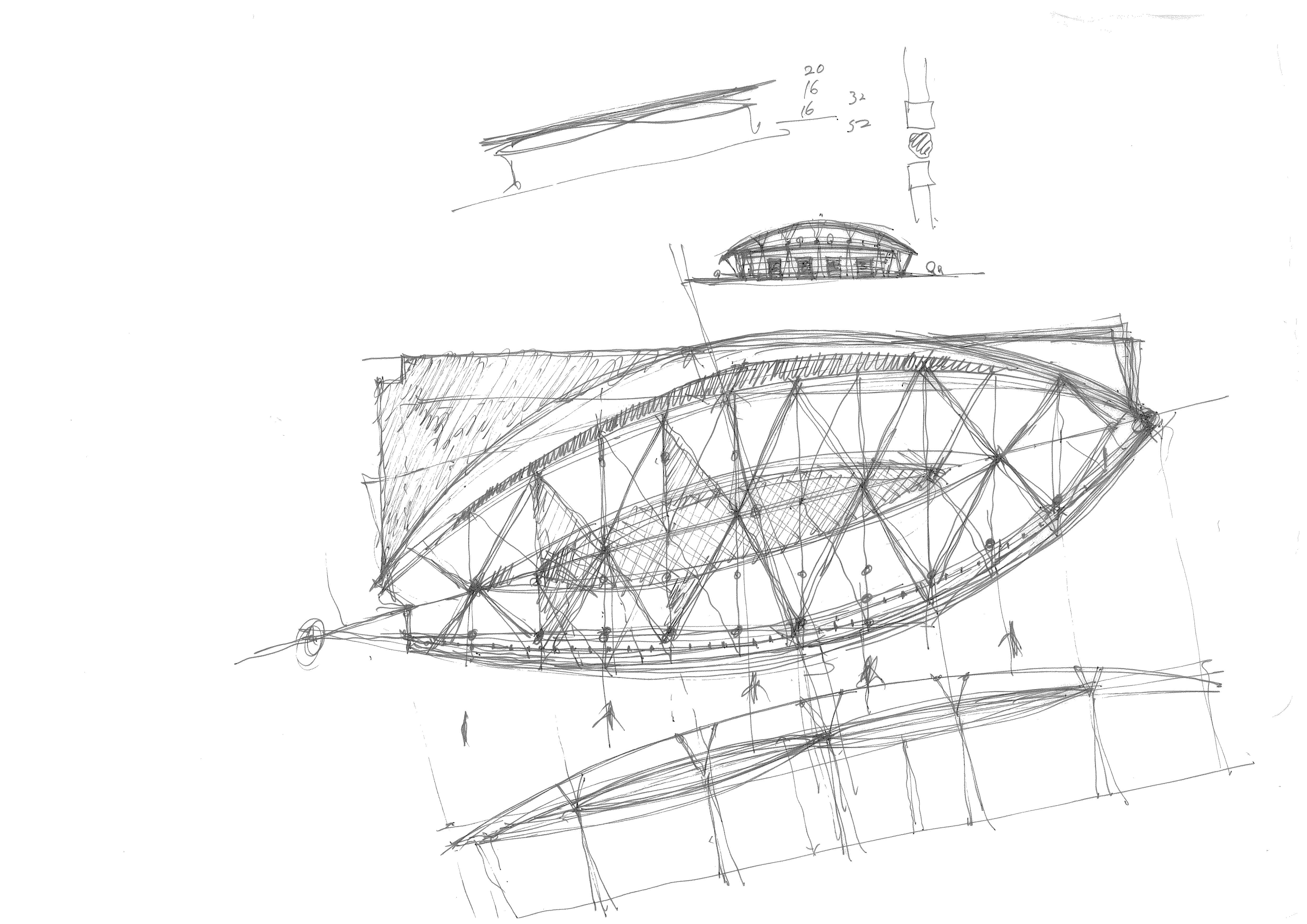 Pin By Rsp Architects Kl On Rspkl Sketches