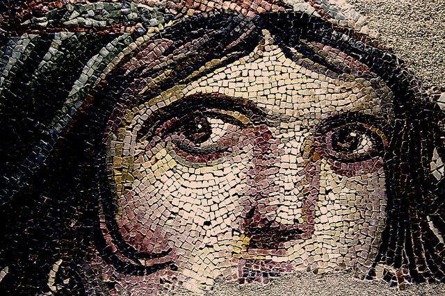 Gaia Art Famous Art Pieces Roman Mosaic