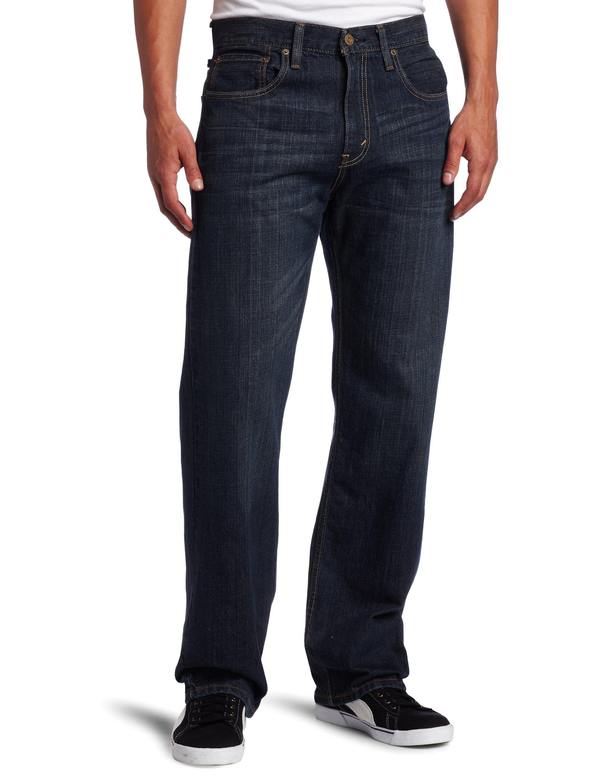 fc72ab8731d Amazon.com: Levi's Men's 569 Loose Straight Leg Jean: Clothing ...
