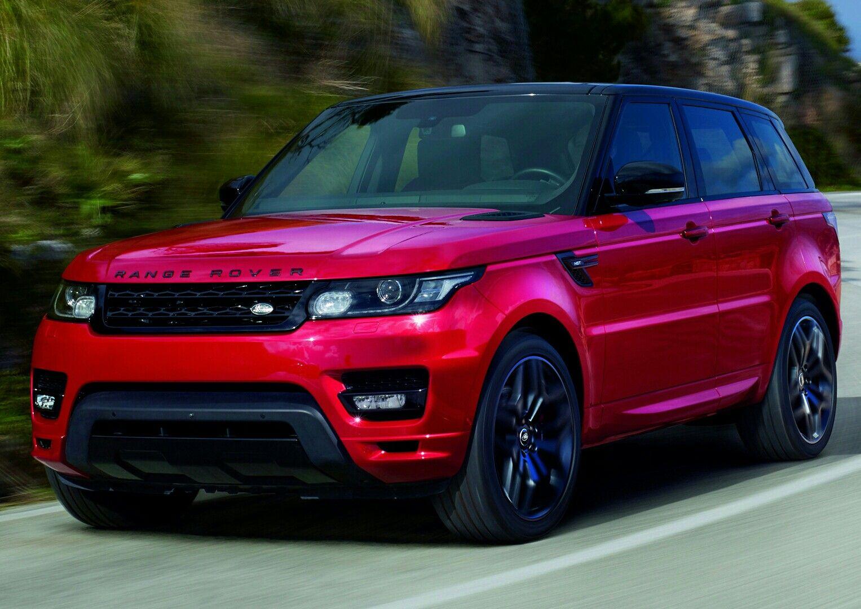 Range Rover Sport HST Range rover sport, Cool sports