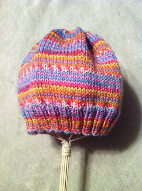 Knitcol adriafil  60 yarn Ravelry: Smacandy's Basic Baby Hat