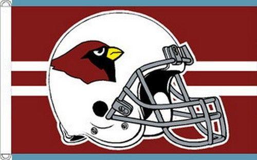 Arizona Cardinals 3 X 5 Sports House Flag Nfl Flag Cardinals Nfl Cardinals Football
