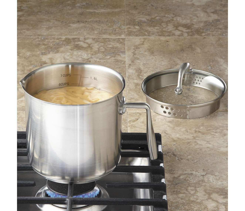 Chefs Multi Pot With Pour Spout And Lid Chefscatalog Com