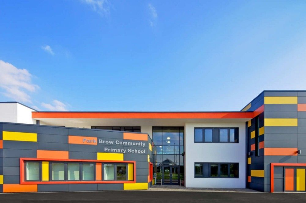 Park Brow Community Primary School / 2020 Liverpool | School ...