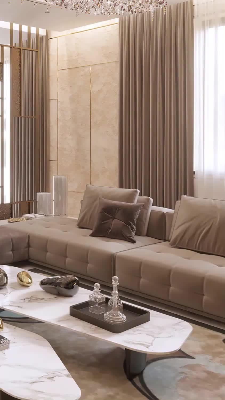 A Bespoke Dream Living Room Interior Design Video By Sp