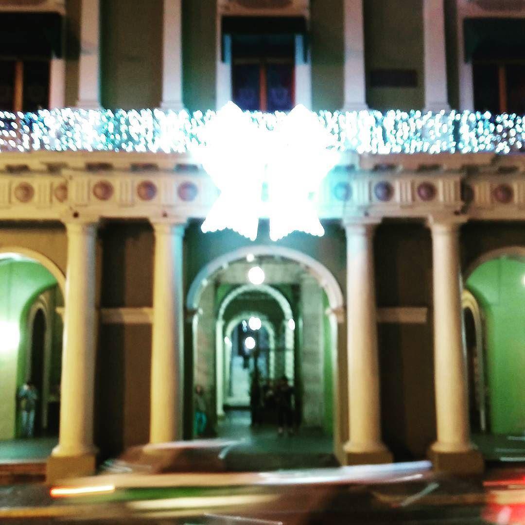 Luz de palacio.