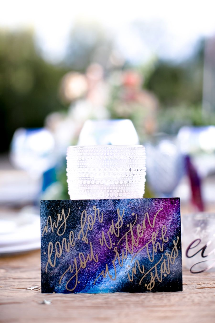 Chic celestial inspired wedding ideas every last detail