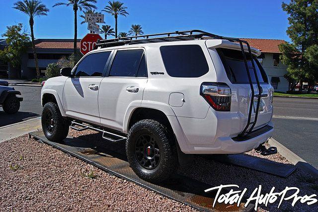 2014 Toyota 4runner Trd Pro White Total Auto Pros 4runner
