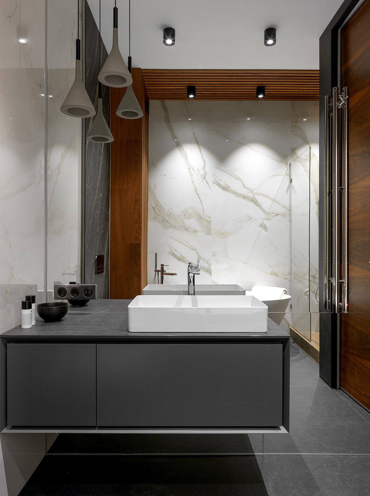 interior design using orange  blue tips to help you