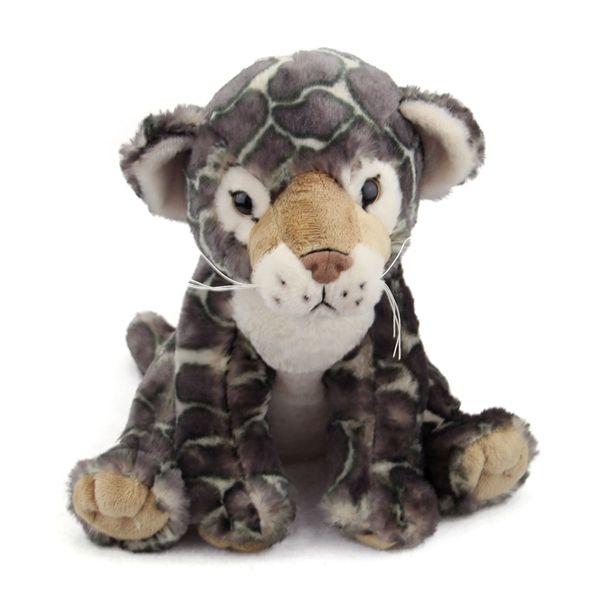 Bean Bag Clouded Leopard Stuffed Animal By Fiesta At Stuffed Safari