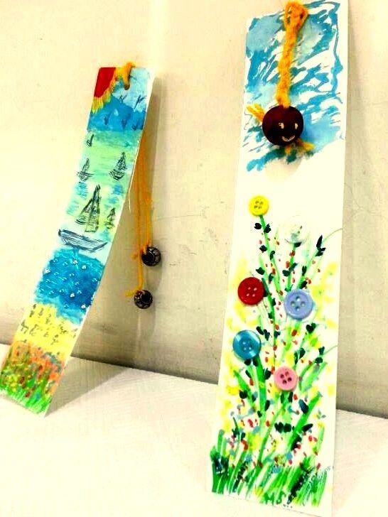 Return Gift Bookmarks Diy Birthdays Gifts Diy Art Diy