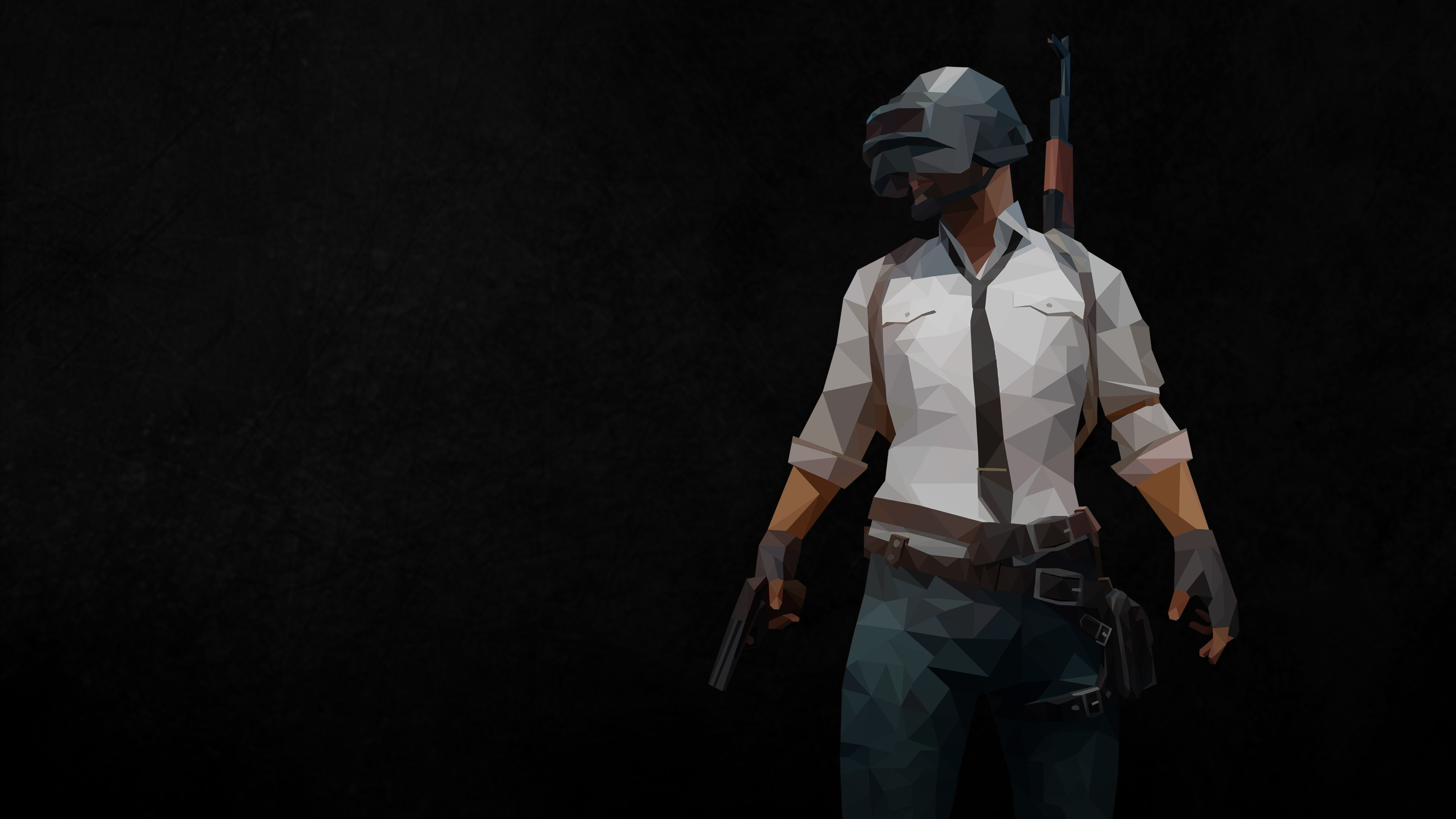 Wallpaper 4k Pubg Polygon Arts 4k 2018 Games Wallpapers 4k