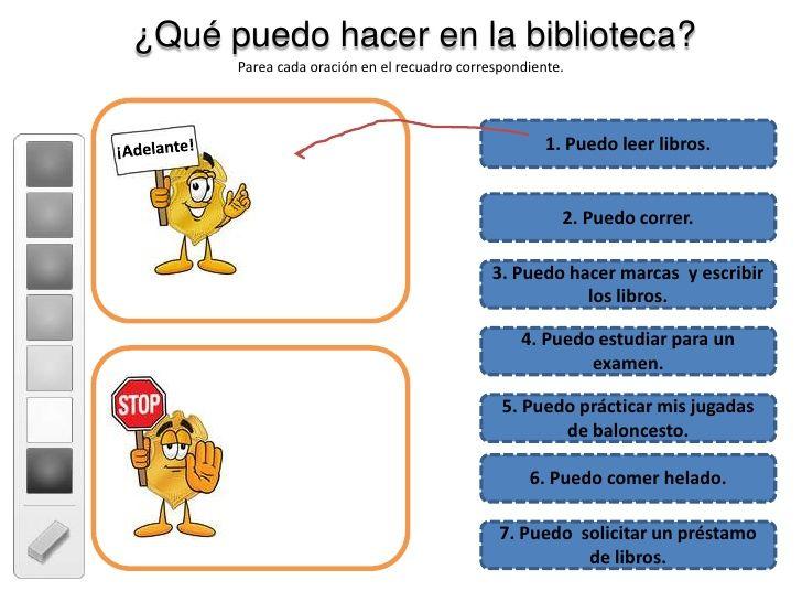 Cuido Los Libros Para Colorear Buscar Con Google Reglas De La Biblioteca Biblioteca Escolar Libros Para Colorear