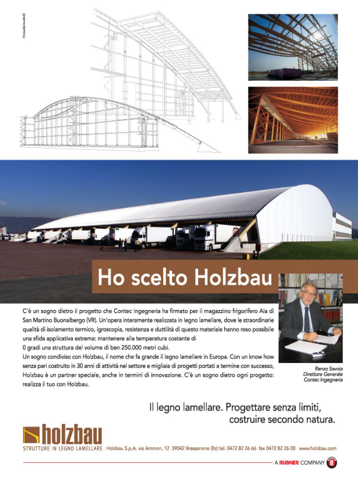 Advertising Holzbau