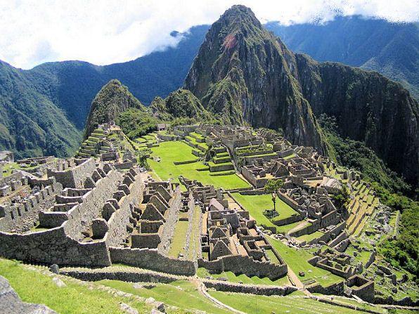Google Image Result For Http Www Delange Org Machupicchu Dsc00190 Jpg Peru Travel Inca Trails Inca Trail Trek