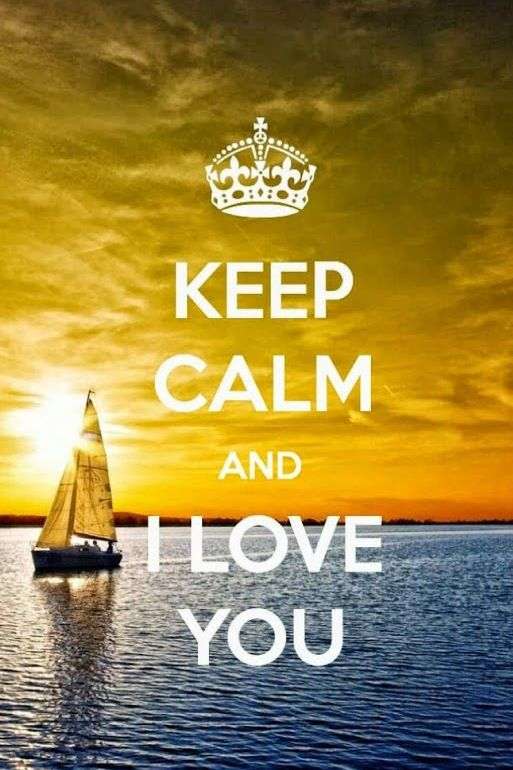 I Love You Rp By Linda Hammerschmid Phone Backgrounds Keep Calm