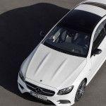 Mercedes E Coupe 2017 Yeni Kasa