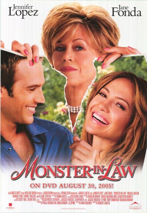 Monster In Law Peliculas Comedia Romantica Peliculas De Comedia