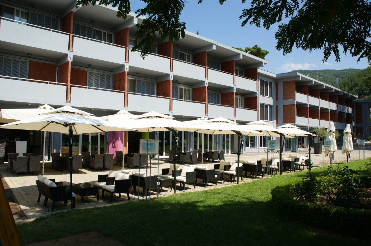 elisso xenia hotel xanthi greece 22 rooms coco mat beds