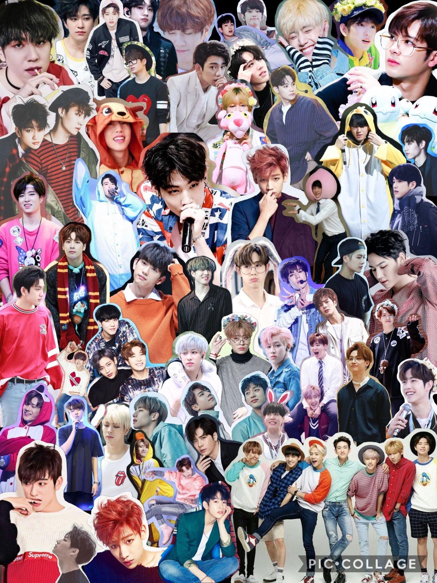 Got7 Jinyoung Marktuan Jackson Jaebum Youngjae Bambam Yugyeom Kpop Idols Got7 Jackson Got7 Mark Tuan