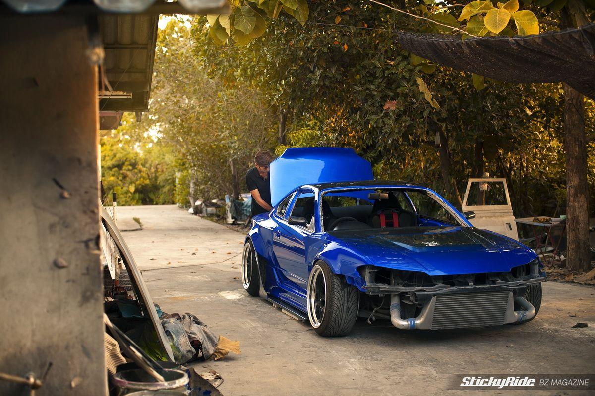 Badass S15 240sx Jdm Cars Nissan Silvia
