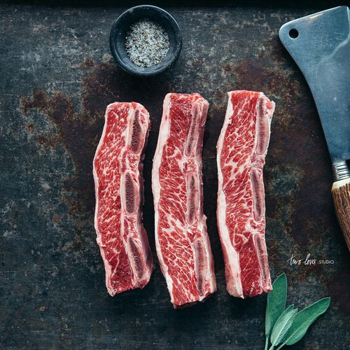 Shooting Raw Meat with Cannings Free Range Butcher — Two Loves Studio | Food…