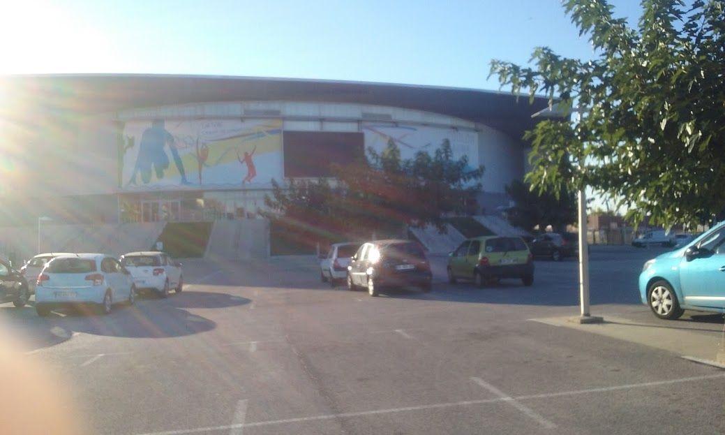 Le Palais des sports de Toulon