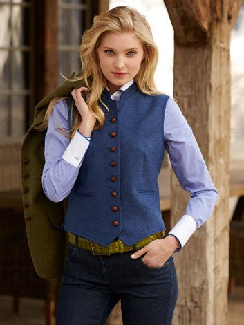 Women's Fall Vests - Gorsuch #womenvest