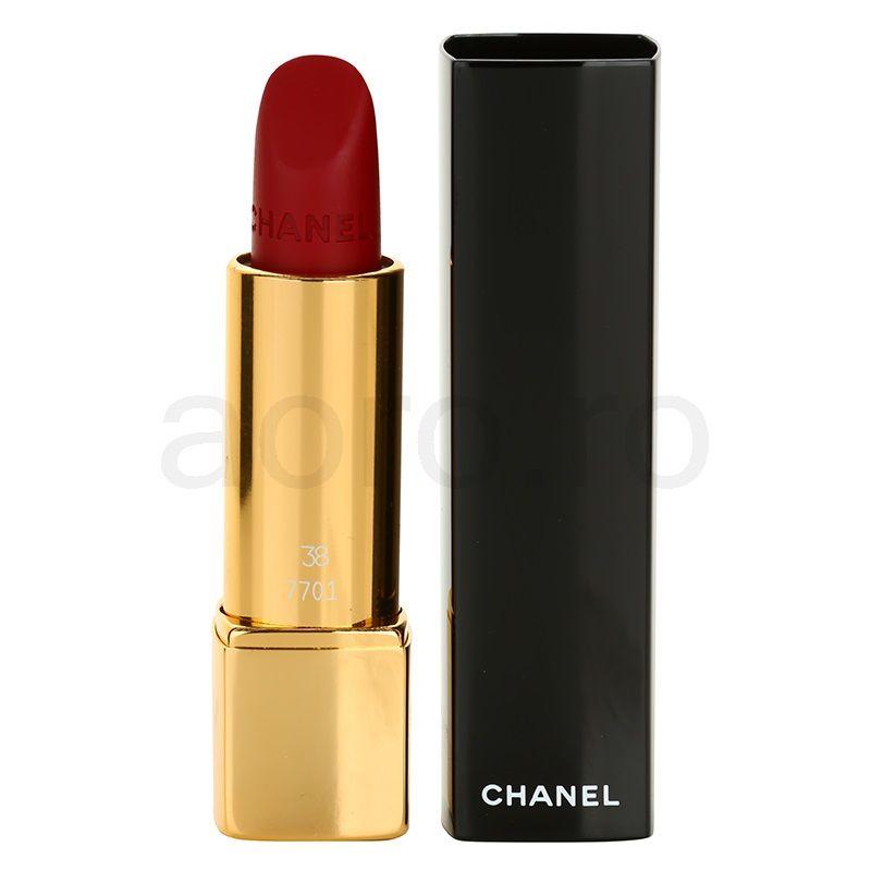Chanel Rouge Allure Velvet Stuff To Buy Rouge Velvet Chanel