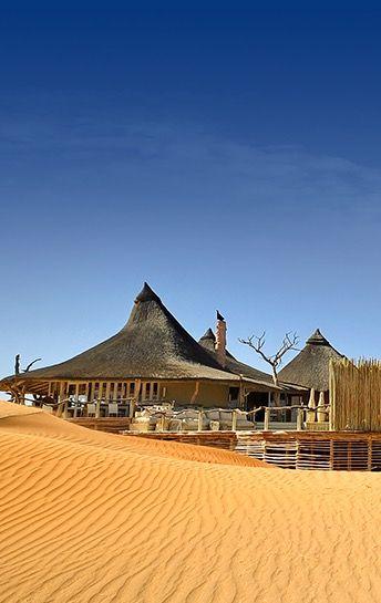 Little Kulala - Sossusvlei, Namibia