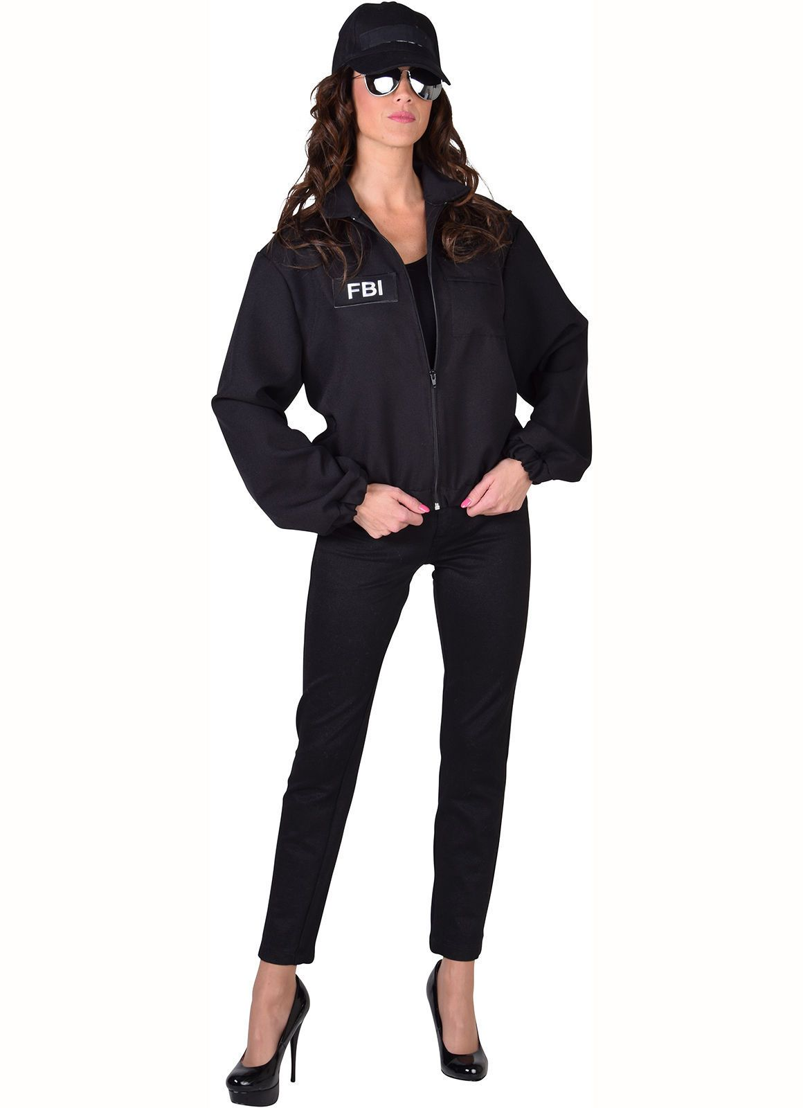 33bfa6a56 A SPLENDID QUALITY COSTUME JACKET - THIS IS IDEAL FOR A FBI THEME ...