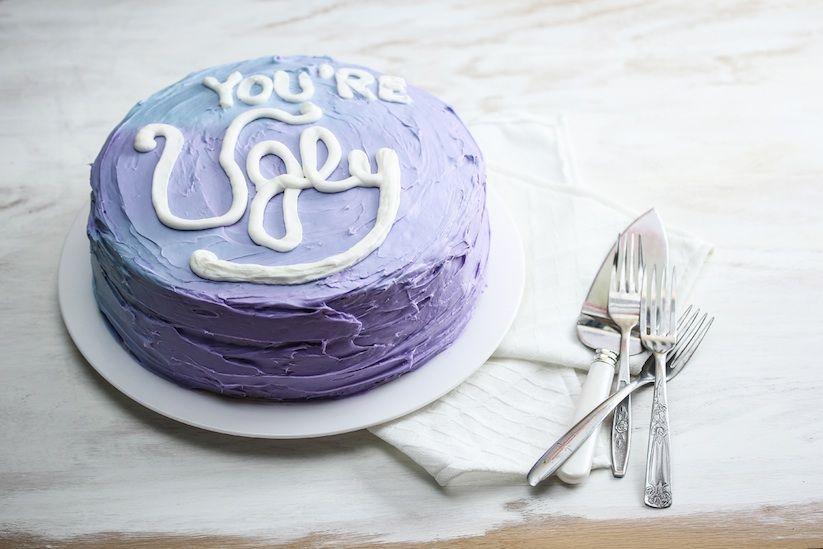 """The Bold Bakery"" – Sarcastically Decorated Cakes by Sarah Brockett"