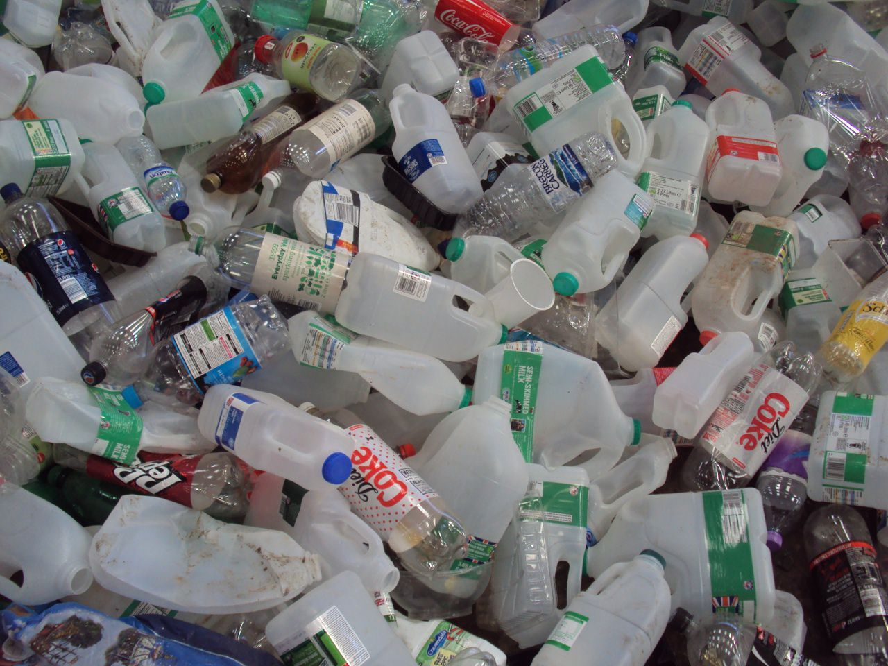 Plastic Bottle Recycling Part - 30: Plastic Bottle Recycling