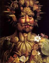 Arte Italiana fruttuosa /// Italian art at its blooming best :-)