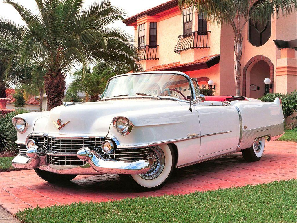 Pin On Cadillac Eldorado 1954 1956